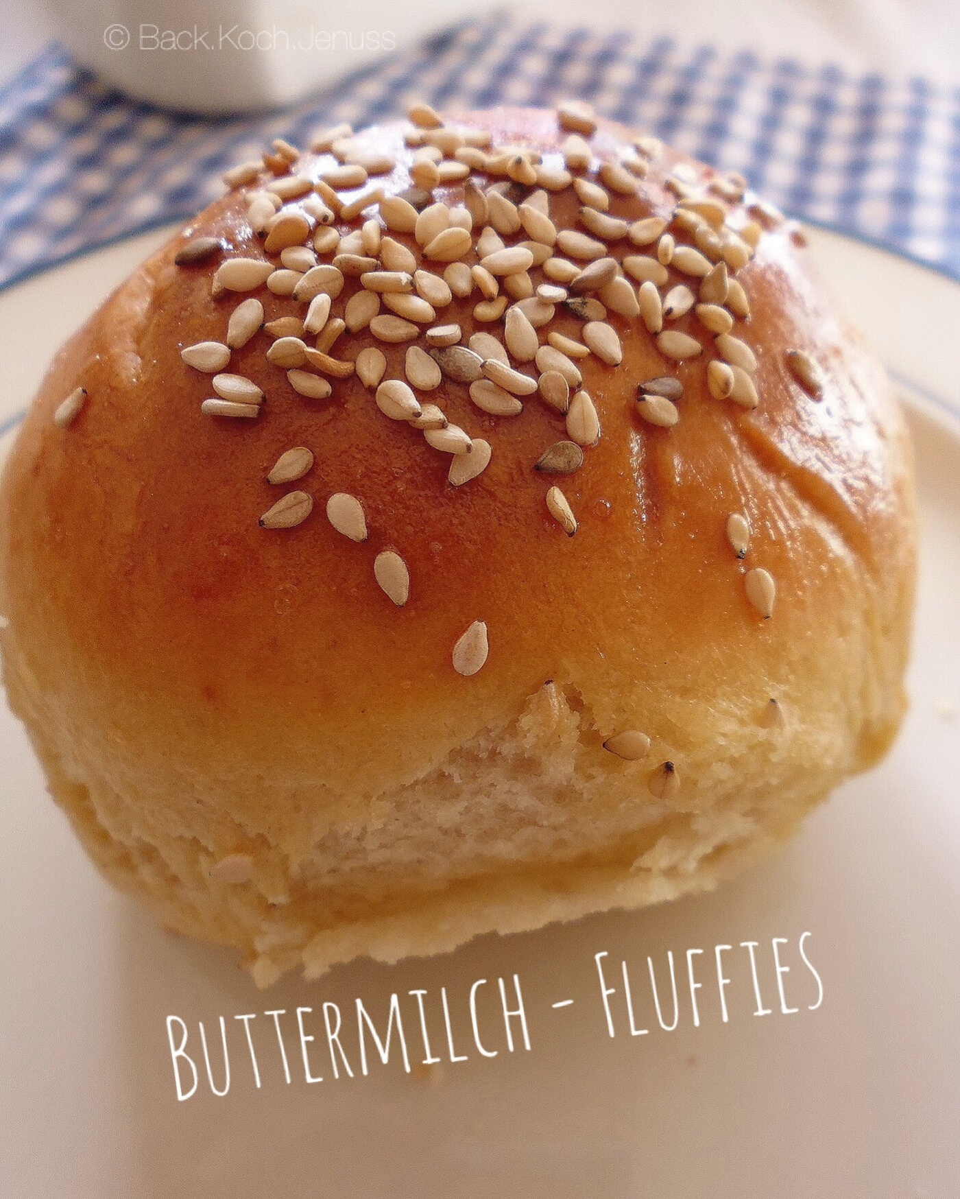 Buttermilch-Fluffies