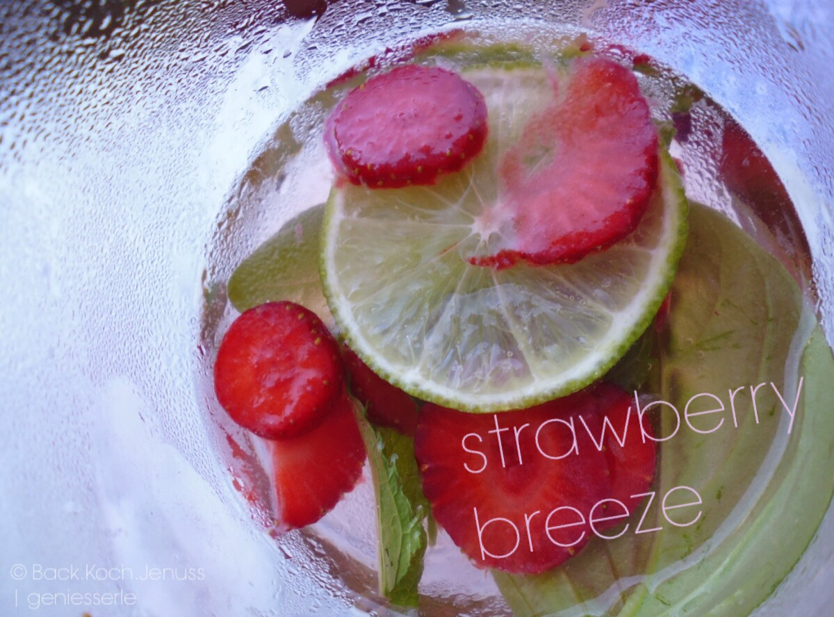 strawberry breeze | Sommerdrink