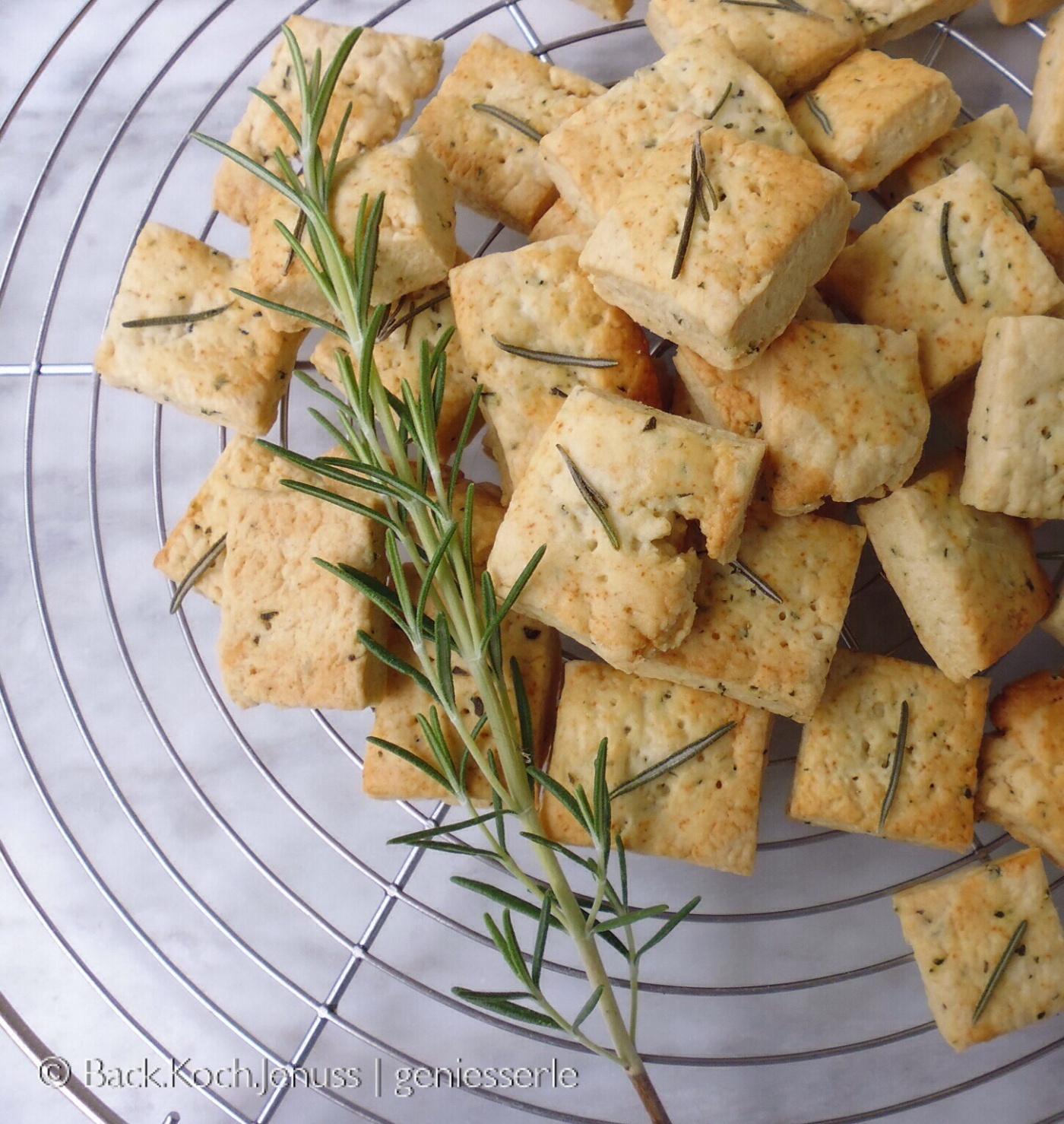 Rosmarin Kekse