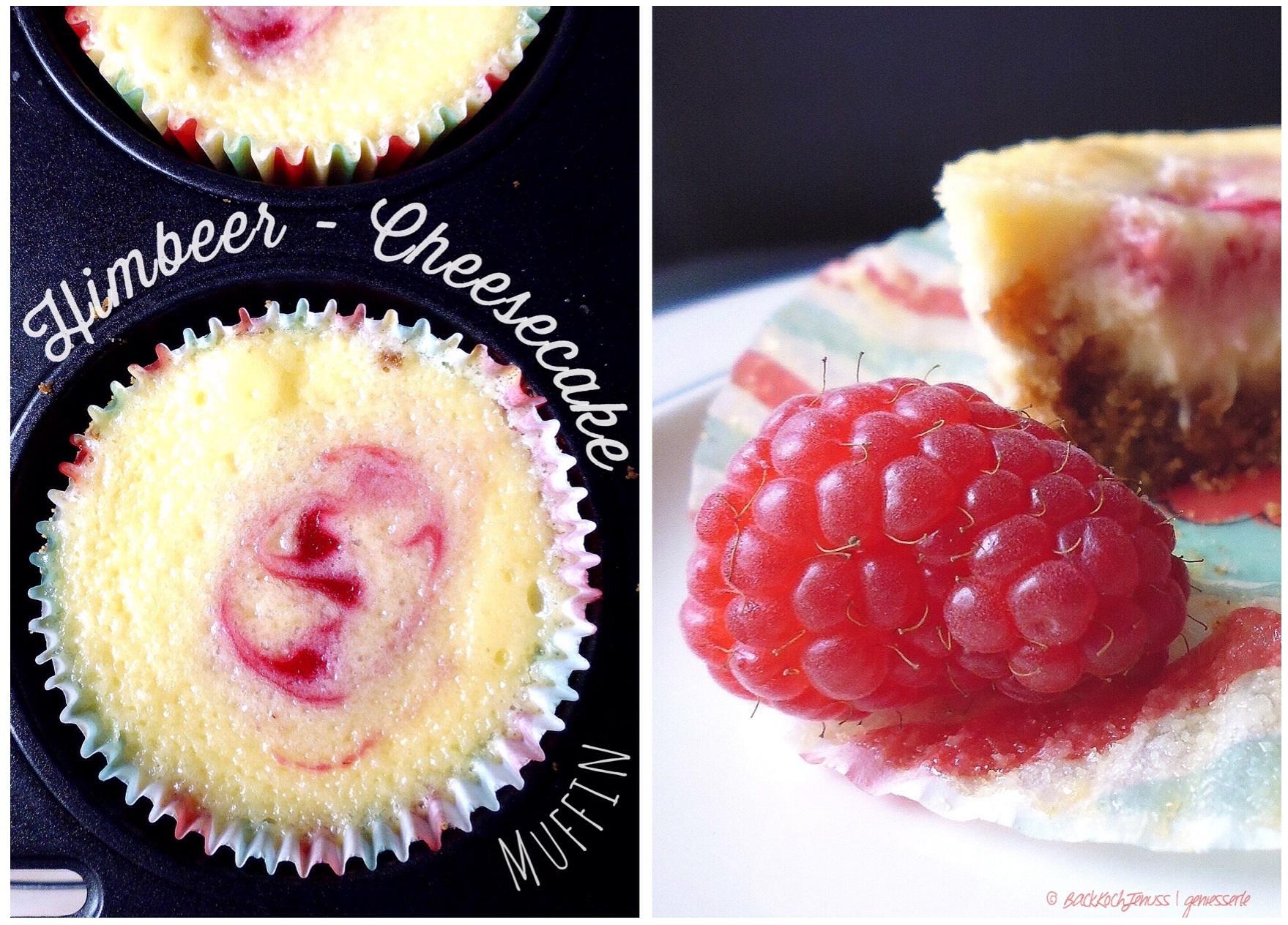 Rezept himbeer cheesecake muffin