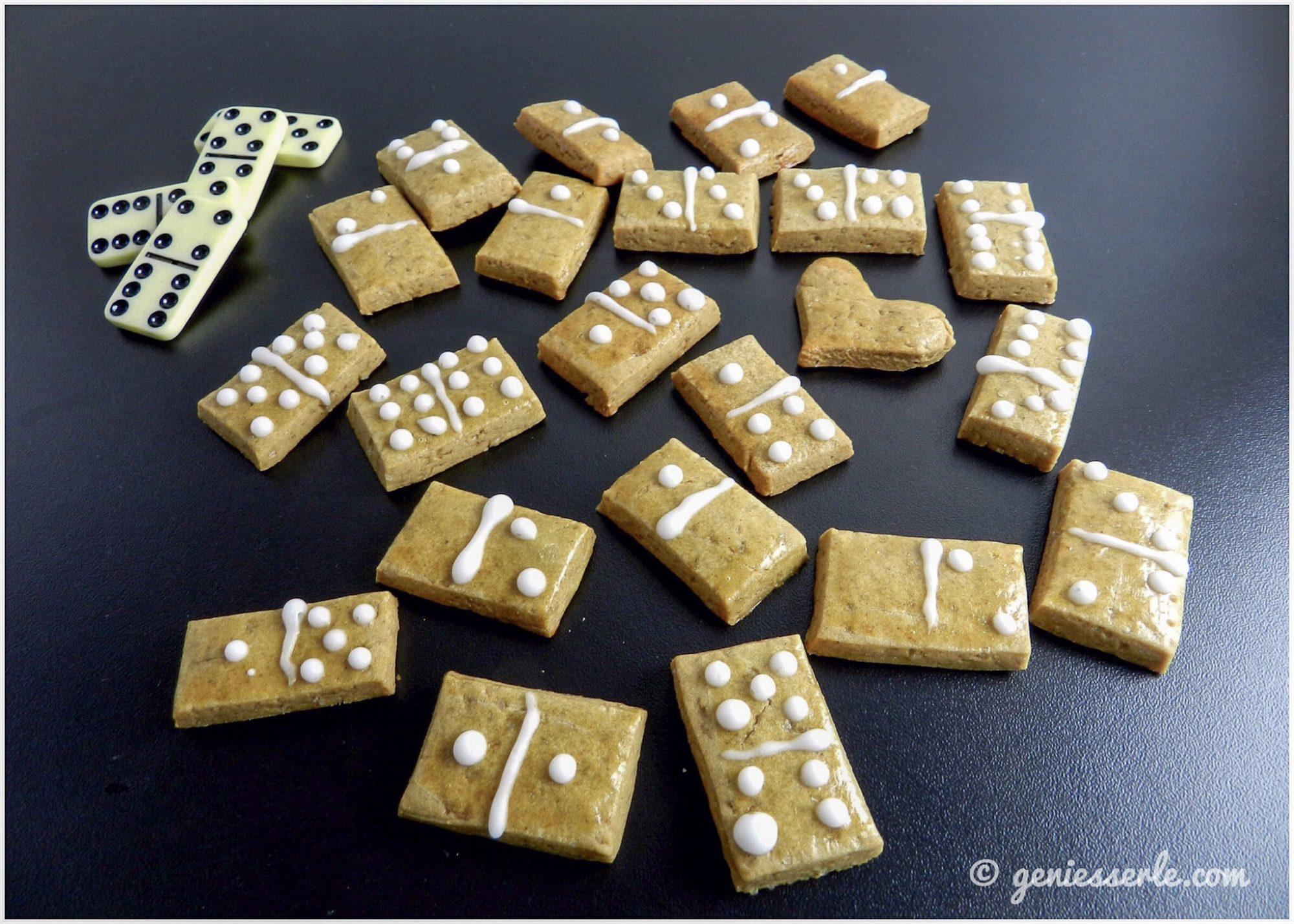 Domino Spielsteine