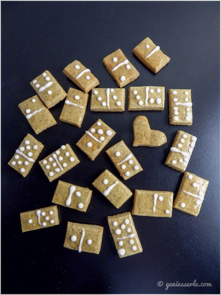 Domino-Spielsteine